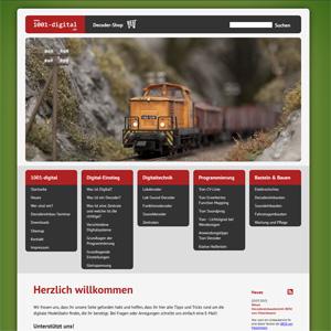 Webseite 1001-digital